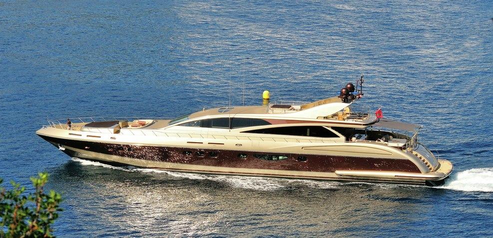 Genesis Charter Yacht