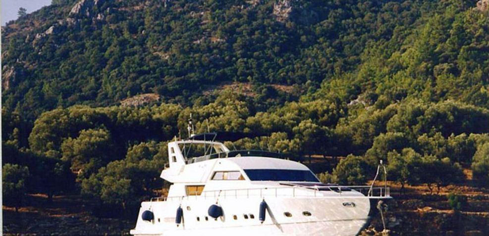 Eminem Charter Yacht