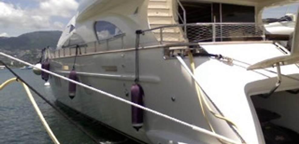 Princesa III Charter Yacht