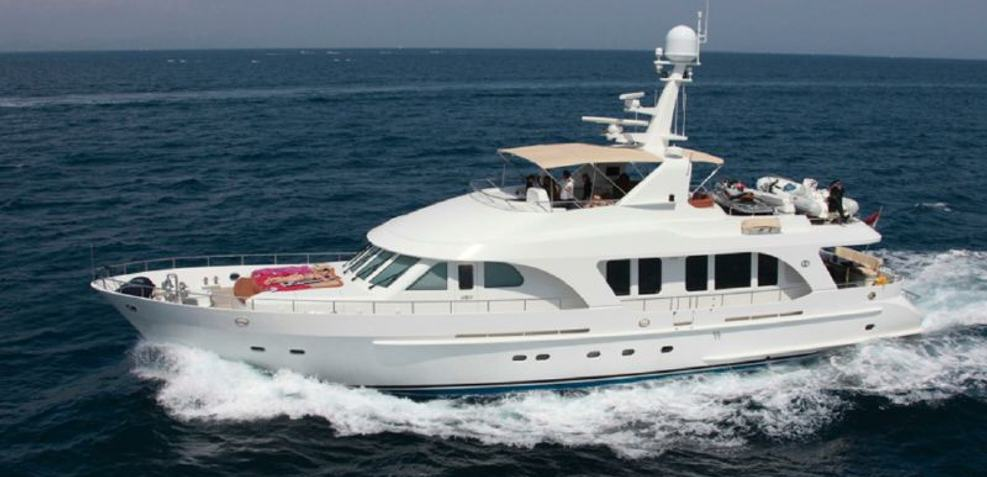 Moon River Charter Yacht