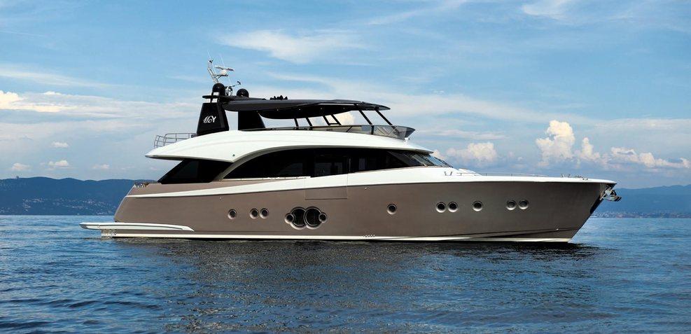 Jantana II Charter Yacht