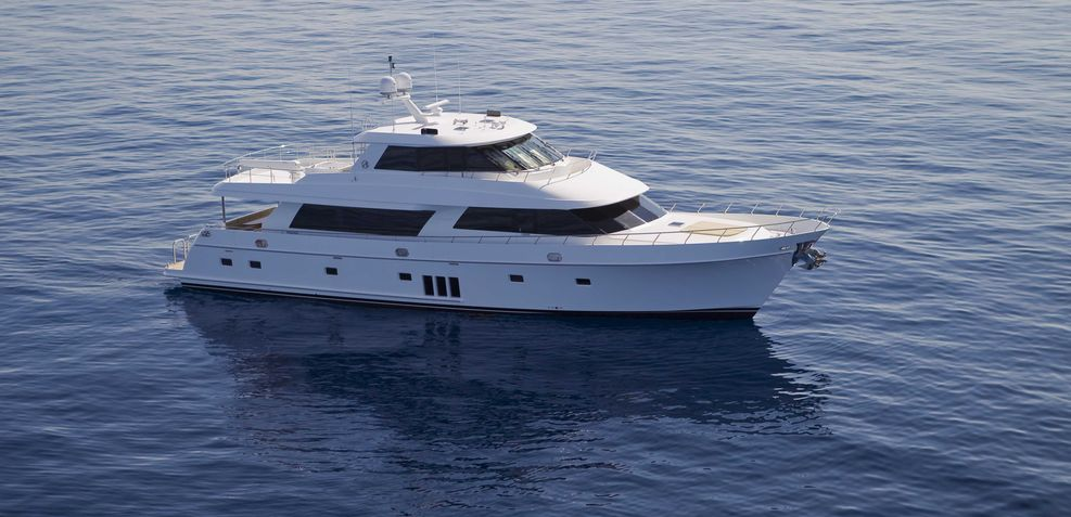 Afterglow Charter Yacht