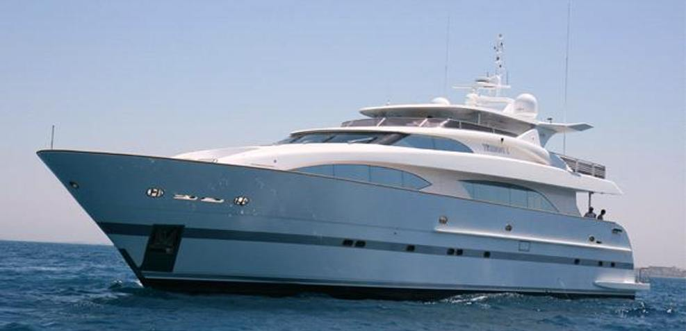 Trident I Charter Yacht