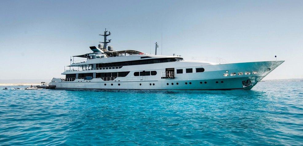 Magna Grecia Charter Yacht