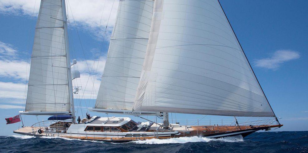 Infatuation Charter Yacht