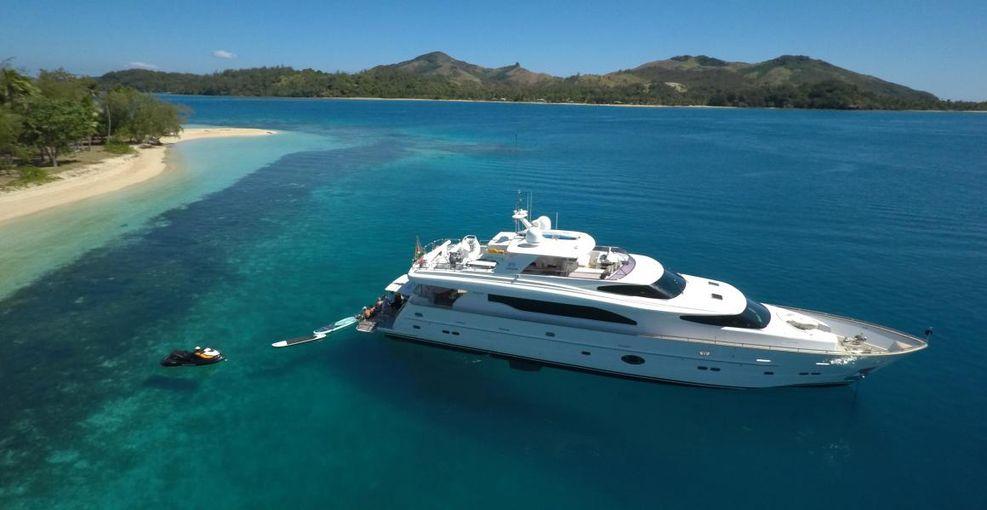 Encore Charter Yacht
