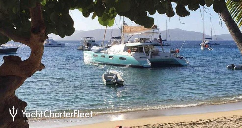 Good Vibrations Charter Yacht