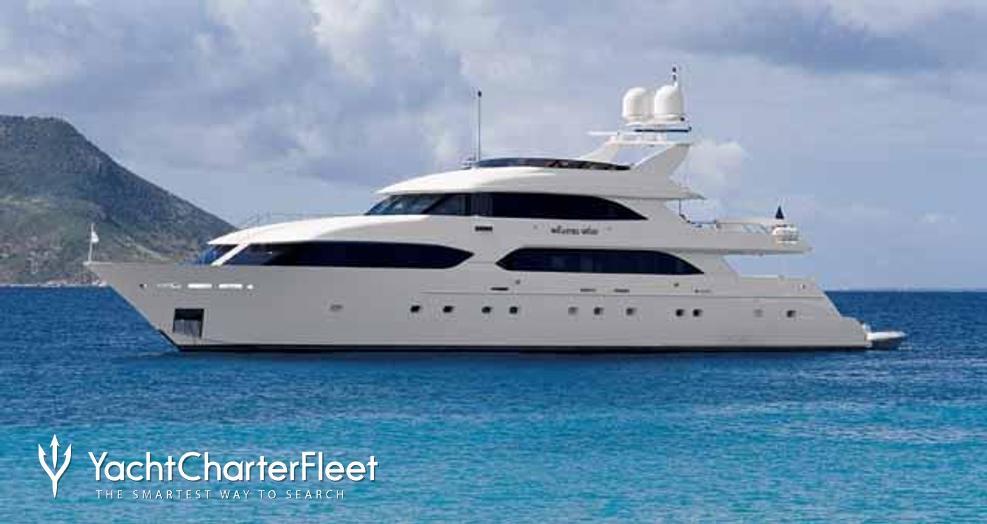 Mona Liza Charter Yacht