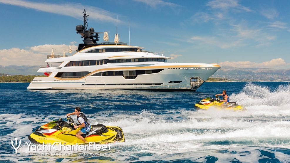 Taiba Charter Yacht