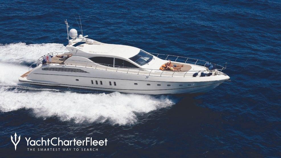 Best Mountain Charter Yacht