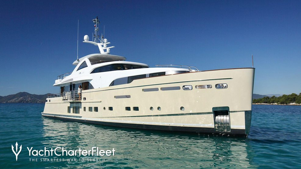 Solis Charter Yacht