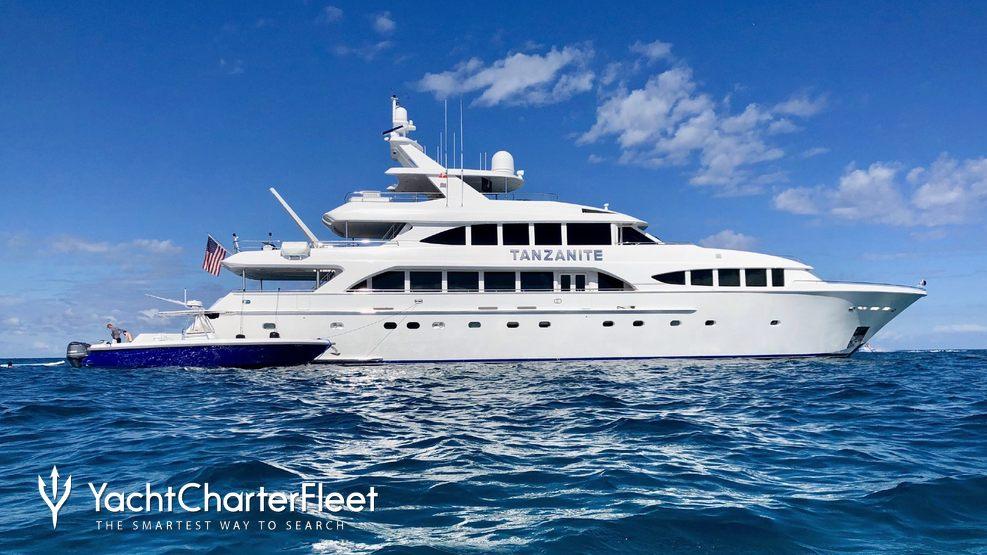Tanzanite Charter Yacht