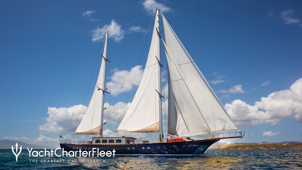 Le Pietre Charter Yacht
