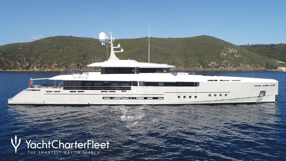 Endeavour 2 Charter Yacht
