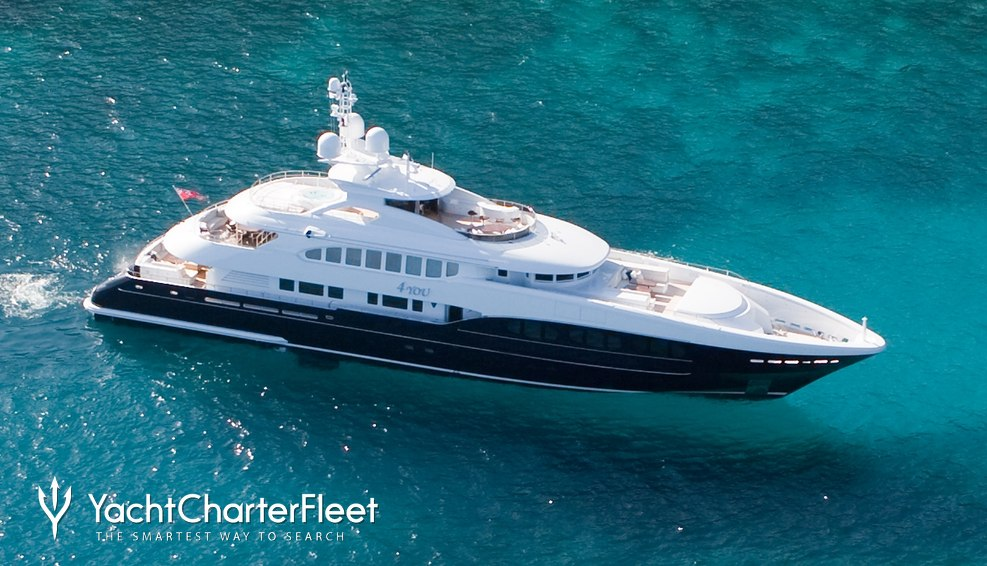 4YOU Charter Yacht
