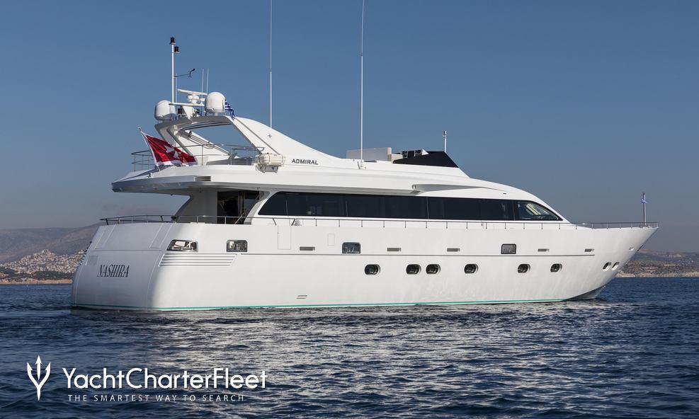 Salina Charter Yacht