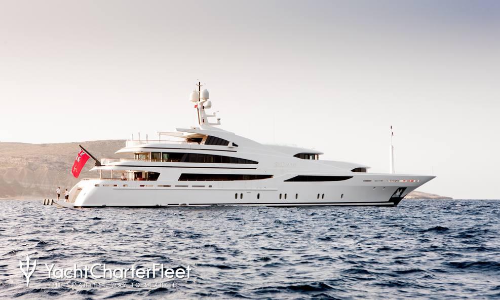 St David Charter Yacht