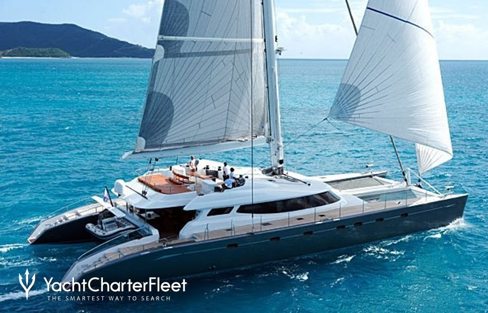 Allures Charter Yacht