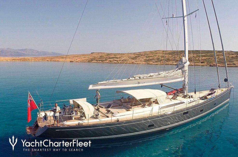 Mrs Marietta 3 Charter Yacht