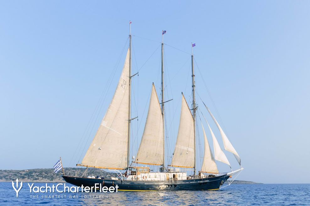 Sir Winston Churchill Charter Yacht
