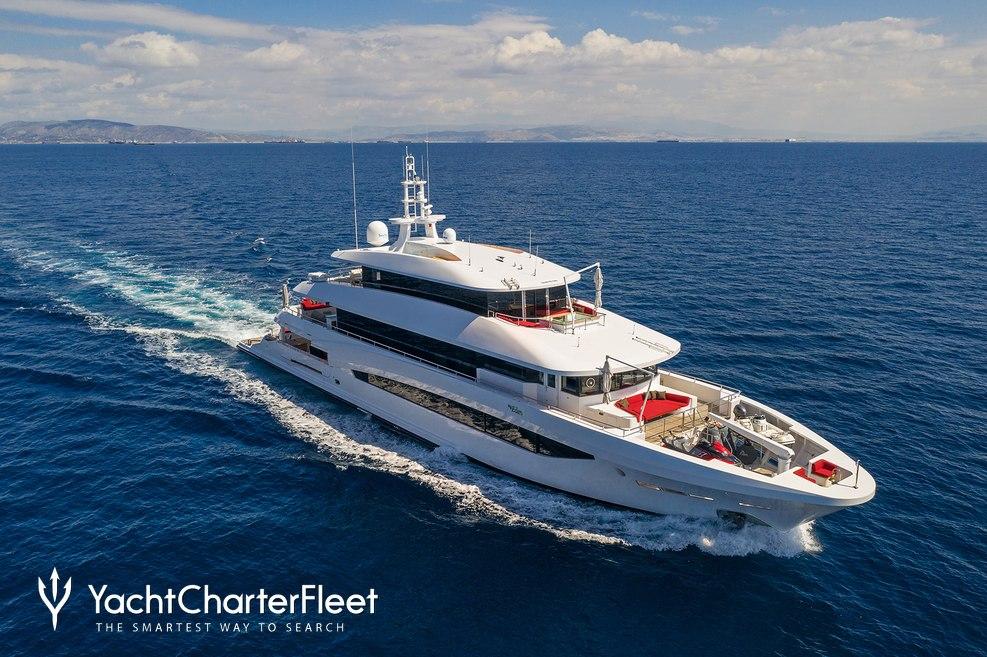 My Eden Charter Yacht