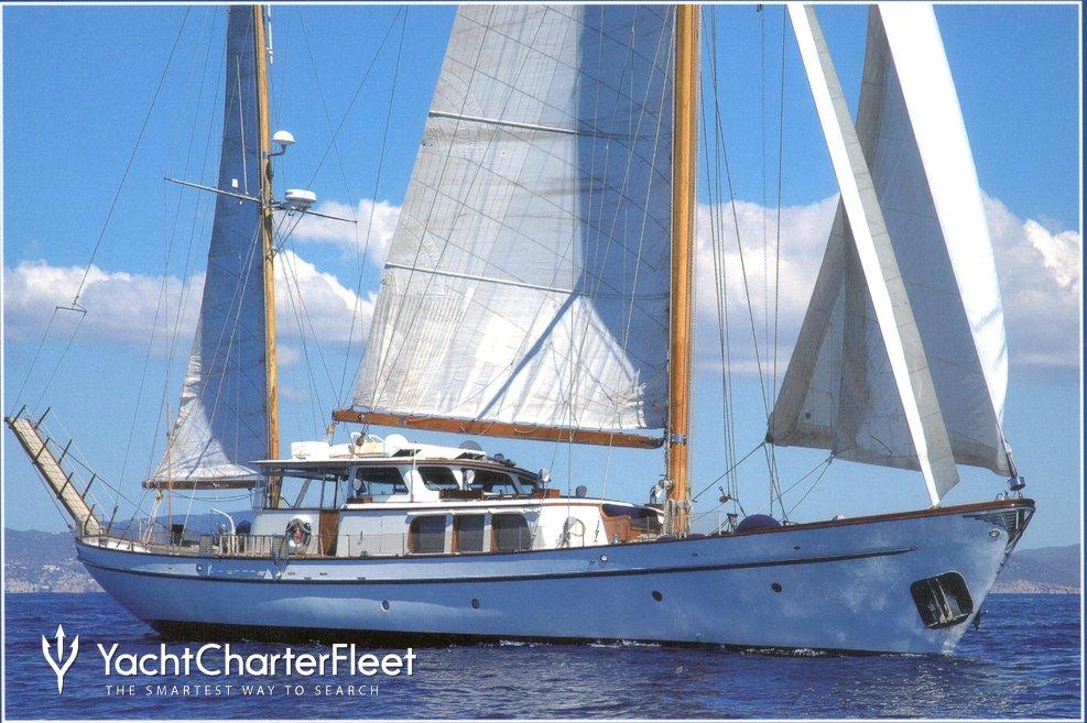 Sea Prince Charter Yacht
