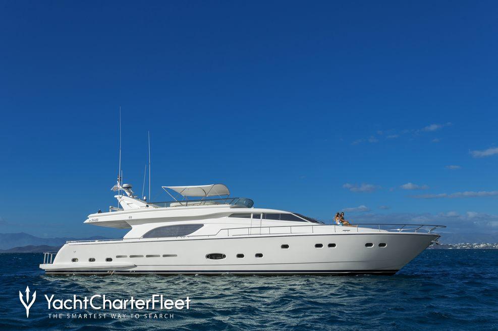 Iroue Charter Yacht