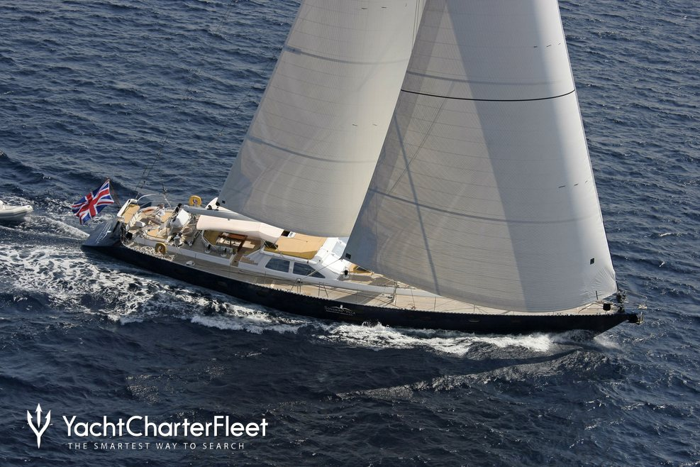 Songbird Charter Yacht