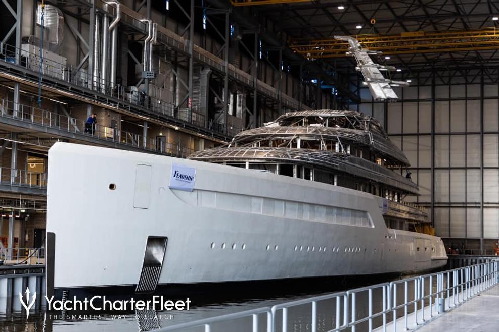 Feadship 816 Charter Yacht