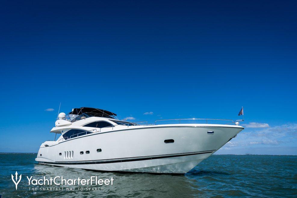 Chess Charter Yacht