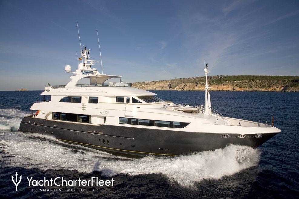Komokwa Charter Yacht