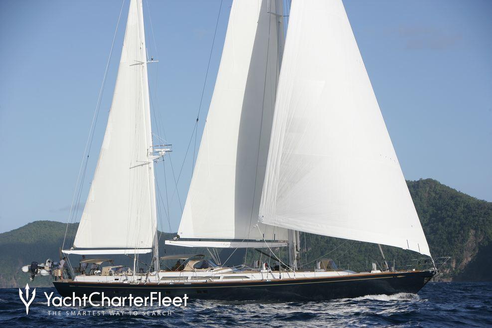 Letizia Charter Yacht