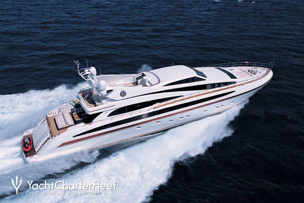 Samja Charter Yacht