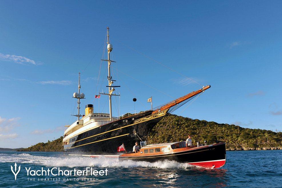 Nero Charter Yacht
