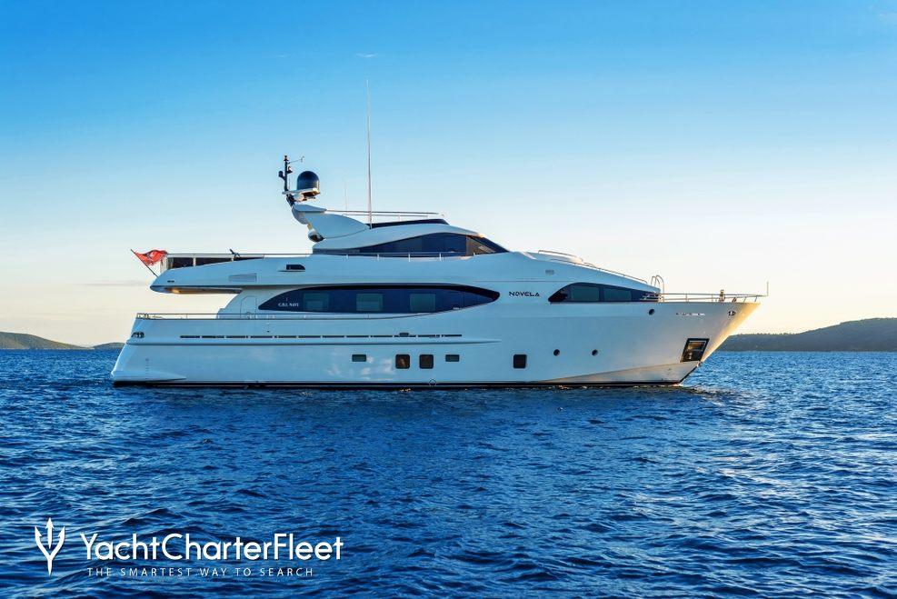 Novela Charter Yacht
