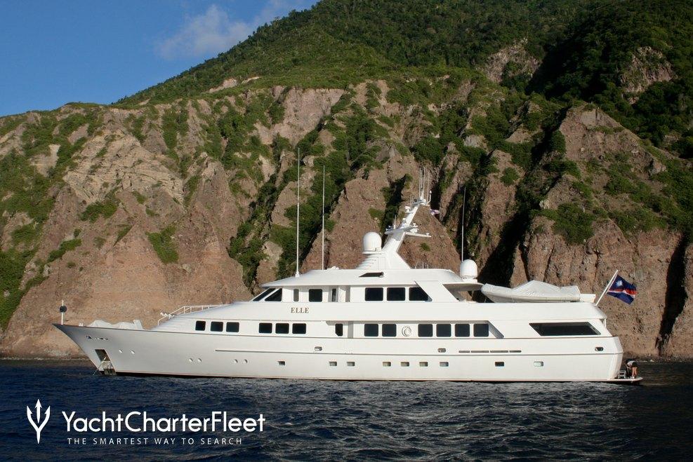 Sea Falcon II Charter Yacht