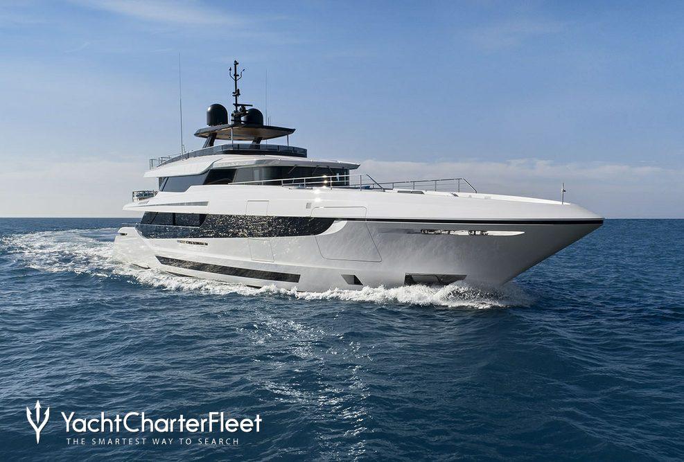 Eva. 4Eva Charter Yacht