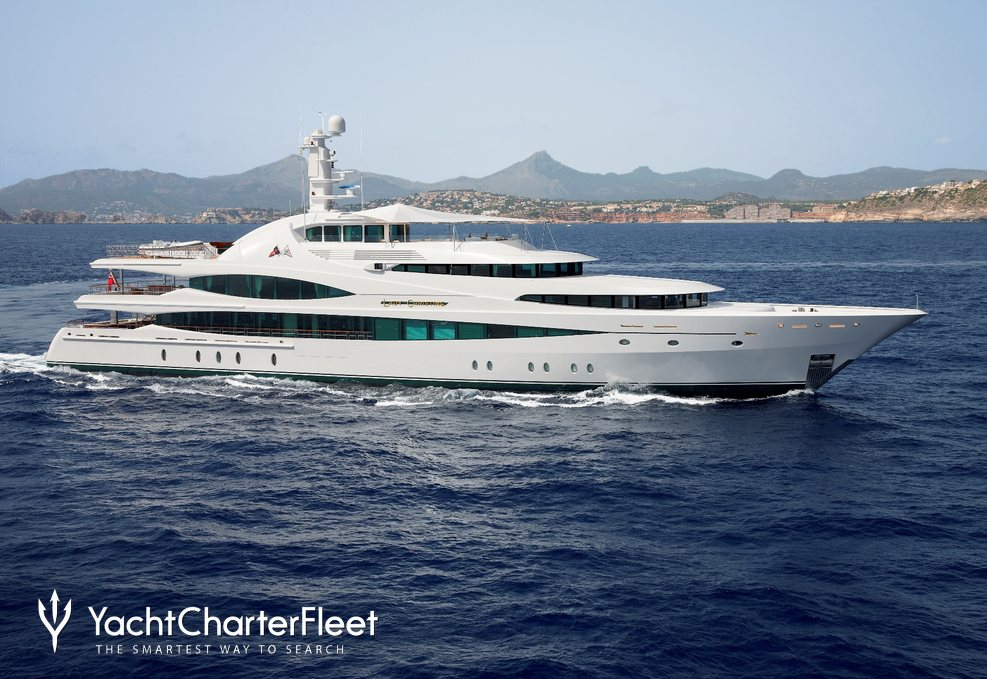 Lady Christine Charter Yacht