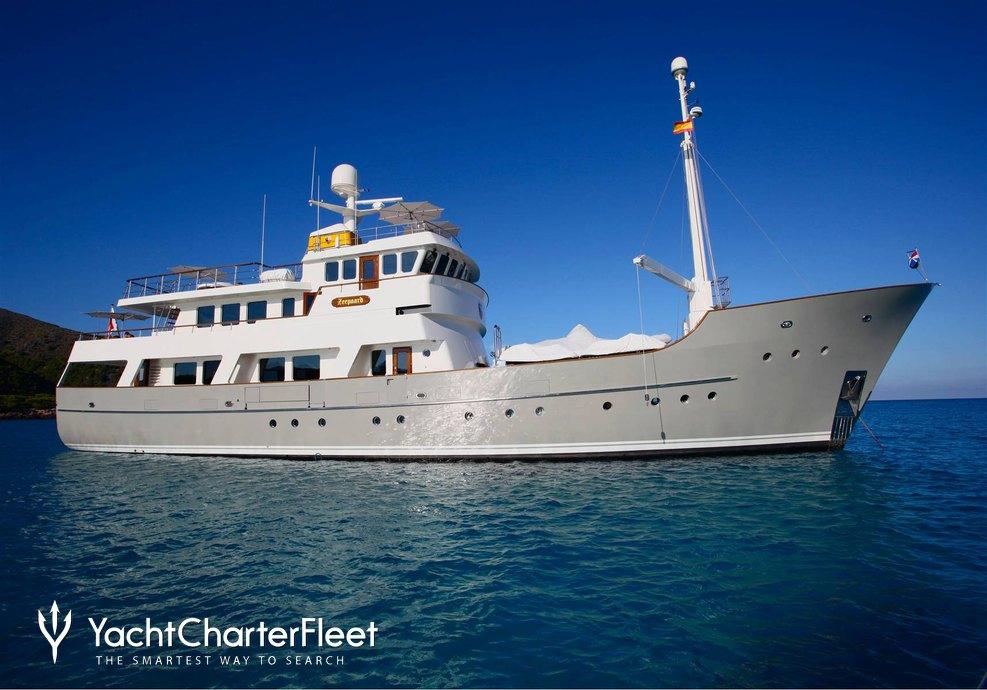 Zeepaard Charter Yacht
