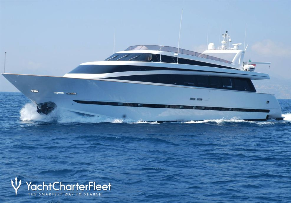 Chamade Charter Yacht