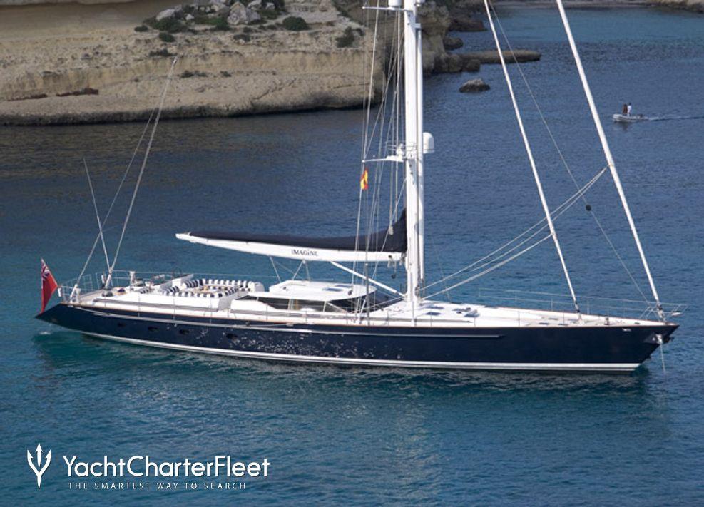 Imagine B Charter Yacht