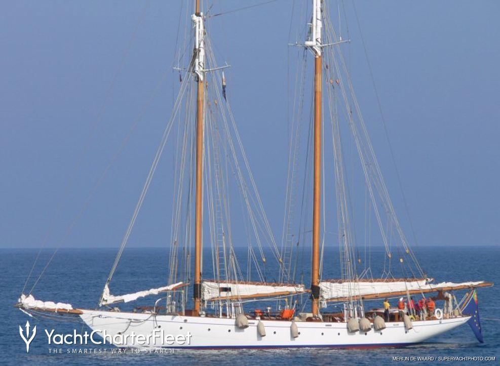 Puritan Charter Yacht
