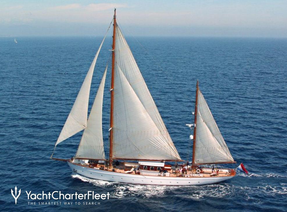 Iduna Charter Yacht