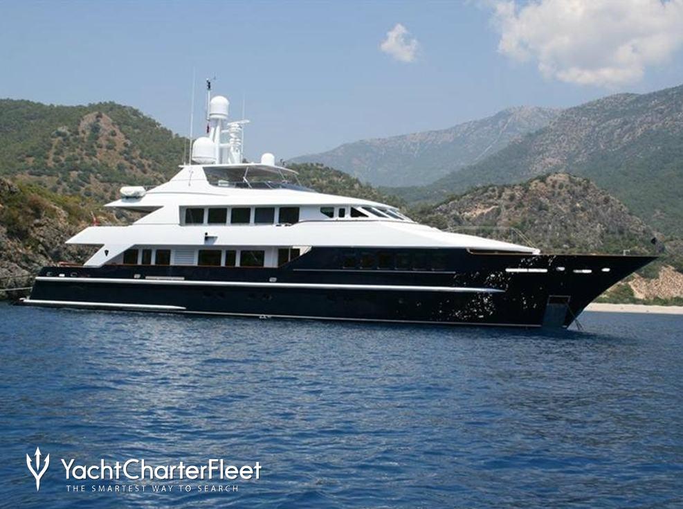 Lady Azul Charter Yacht
