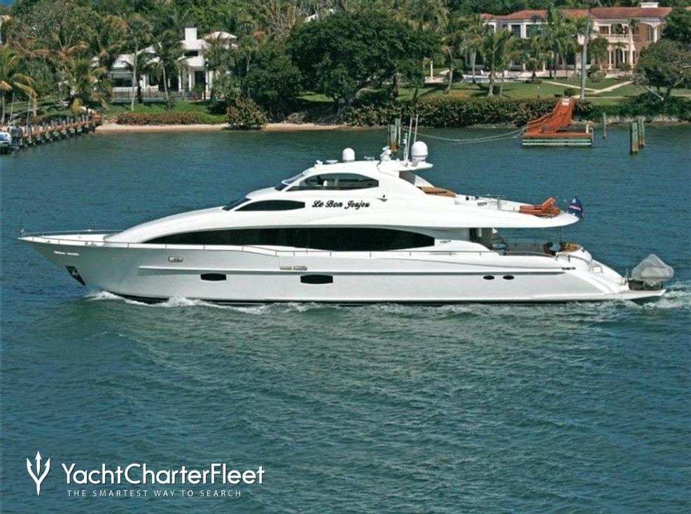 Money For Nothing Charter Yacht