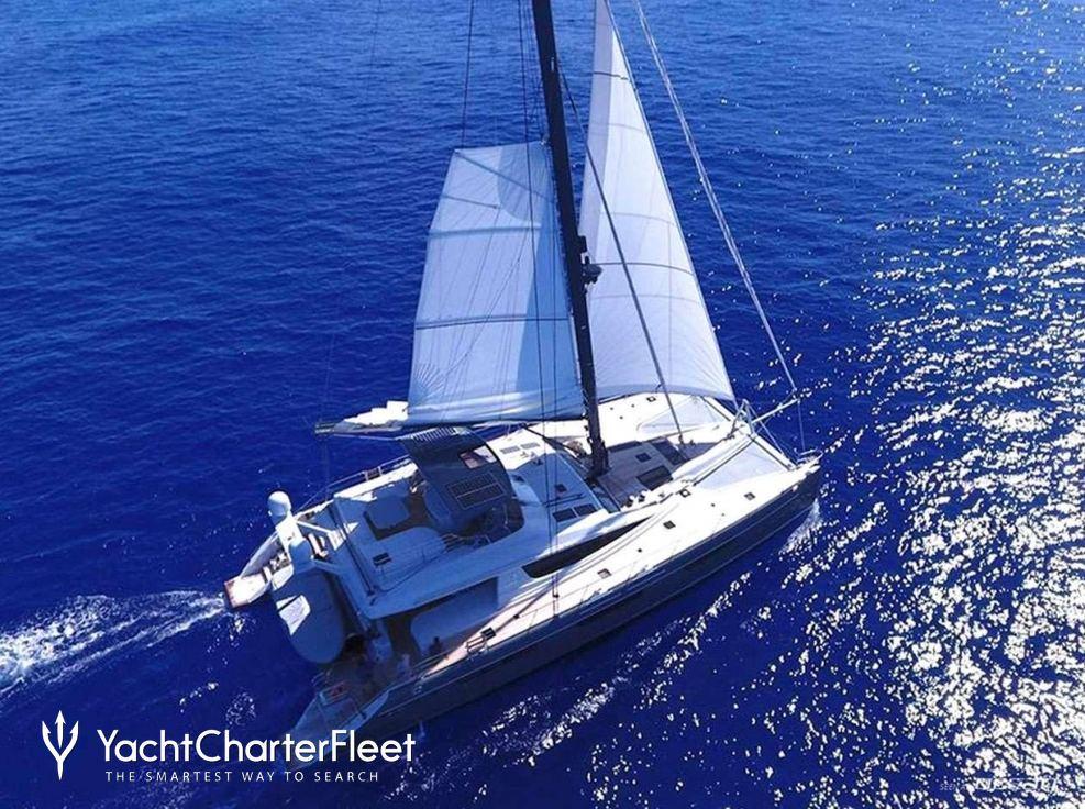 Namaste Charter Yacht