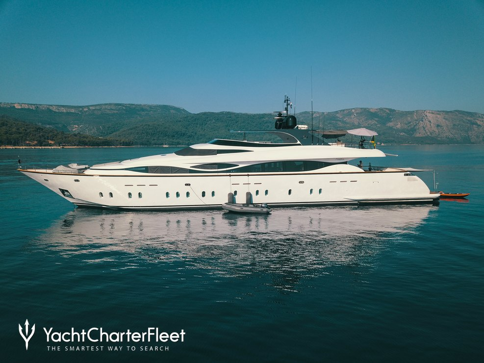 White Knight Charter Yacht