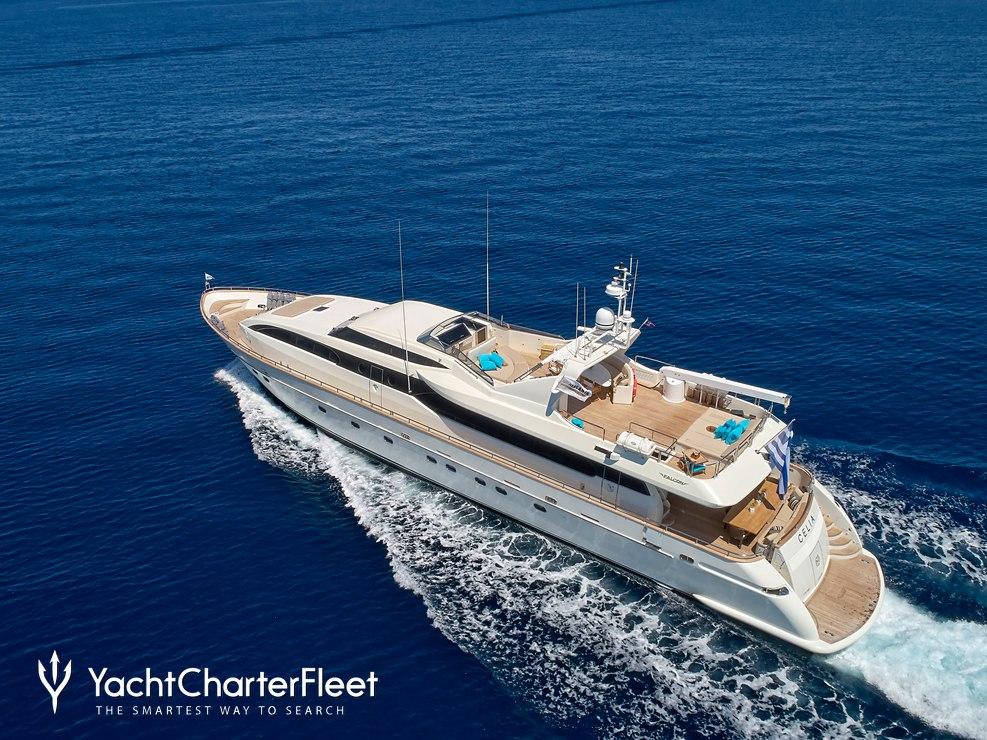 Celia Charter Yacht