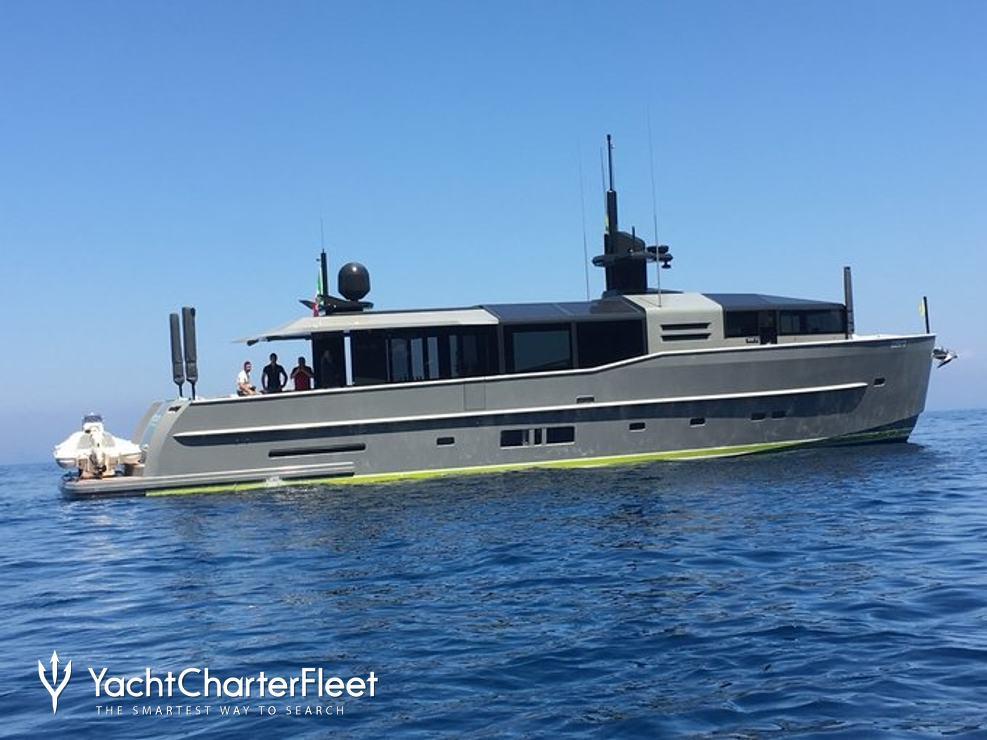Joy Star Charter Yacht