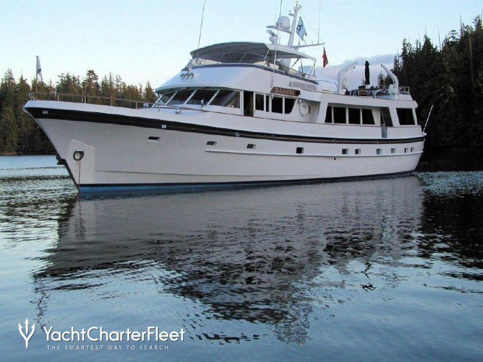 Alexis Charter Yacht